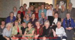 Celebrating our 90th Birthday in 2009 at the Lyzzick Hall Hotel