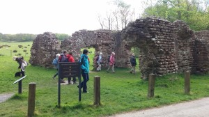 At the Roman Baths – Centenary Walk Part 1