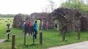 At the Roman Baths – Centenary Walk Part 1