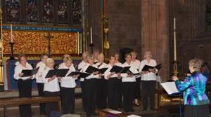 Centenary carol service