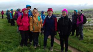 Centenary Walk 2 – having a breather