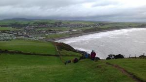Centenary Walk 2 – the climb from St Bees