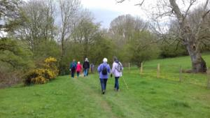 ACWW walk around Caldbeck