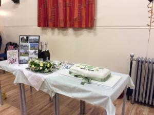 Cakes and fizz at Scotby WI's 100th birthday party