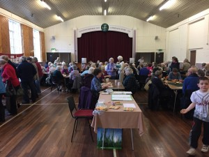 Federation Coffee Morning, Longtown