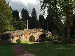 Dumfries House trip – lovely bridge