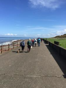 Centenary Walk 3, Maryport – along the shore