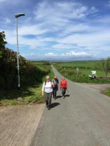 Centenary Walk 3, Maryport – what a view!