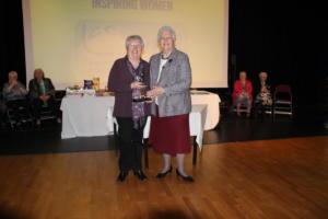 Highes darts score: Linda Wood, Langwathby & Edenhall WI