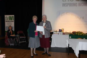 Kirklinton & District WI 95th anniversary
