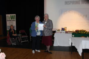 Bowness on Solway WI Centenary