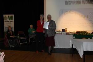 Scotby WI Centenary