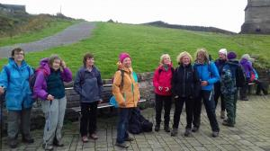Centenary Walk 2 –journey's end
